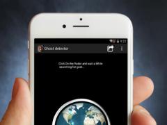 ghost detector camera real 1 Screenshot