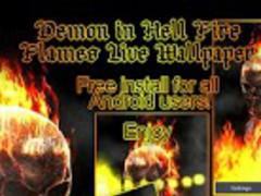 Ghost Rider Fire Flames LWP 3.0 Screenshot