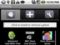Ghostify Lite 1.5 Screenshot
