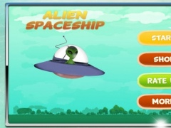 Giant Alien Spaceship – A Modern Air Combat to Save Mother Earth From Pollution 1.2 Screenshot