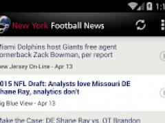 New York Football News 3.0 Screenshot