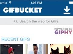 Gif Bucket 1.4 Screenshot
