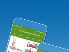 Congratulation GIF Collection - Congrates Images 1.3 Screenshot