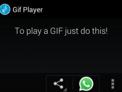 GIF Player 1.1 Screenshot
