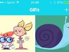 GIFit - Gif Maker Viewer, Editor, Saver, Converter 1.1 Screenshot