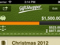 GiftShopper 2.2 Screenshot
