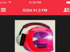 GIGA 91.3 FM 3.2.4 Screenshot