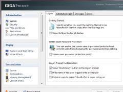 GIGATweaker 3.1.2.451 Screenshot