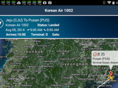 Gimhae Busan Airport (PUS) 8.0 Screenshot