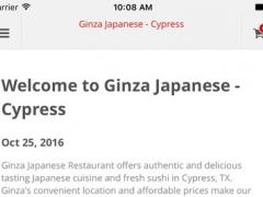 Ginza Japanese - Cypress 1.0.1 Screenshot