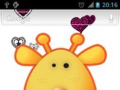 Giraffe Live Wallpaper Pro THD  Screenshot