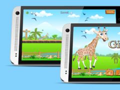 Giraffe Run 1.0 Screenshot