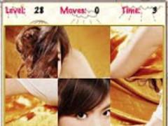 Girl Jigsaw Puzzles 1.9 Screenshot