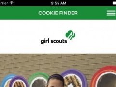 Girl Scout Cookie Finder 5.0 Screenshot