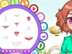 Girls Avatar Creator & Dress Up, Make your manga avatar with this Dress Up Game 1.0 Screenshot