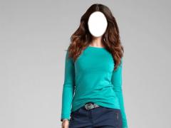 Girls Check dress frames 1.0 Screenshot