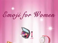 Girls Emoji Keyboard 1.0 Screenshot
