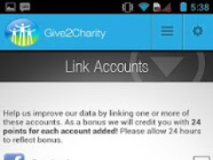 Give 2 Charity - Free Donation 2.1.1 Screenshot