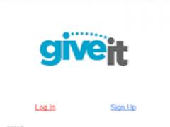 Giveit 1.8 Screenshot