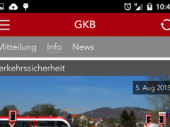 GKB Graz-Koeflacher Bahn & Bus 1.2 Screenshot