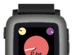 Glance for Pebble 0.20c Screenshot