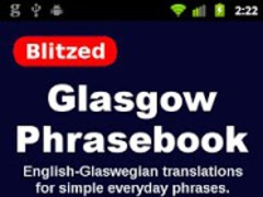 Glasgow Phrasebook LITE 1.1 Screenshot
