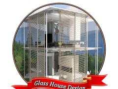 Glass House Design 1.0 Screenshot