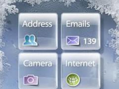 Glass MXHome Theme 1.7.0 Screenshot