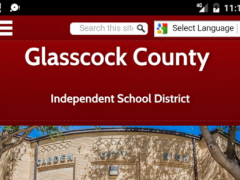 Glasscock County ISD 1.1 Screenshot