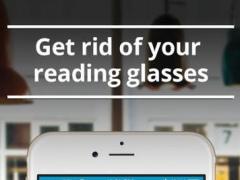 GlassesOff: Read Without Glasses 2.1.5 Screenshot