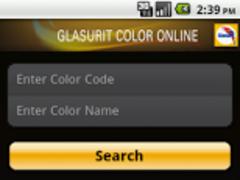 Glasurit Color Online  Screenshot