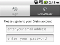 Gleim EA Diagnostic Quiz 1.4 Screenshot