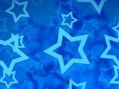 Glitter 3D Stars wallpaper 1.7 Screenshot