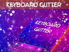 Glitter Keyboard Free 4.172.54.83 Screenshot