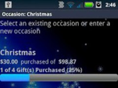 GLM Christmas Theme Pack #1 1.0 Screenshot