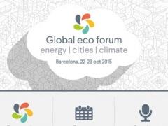 Global Ecoforum 2015 1.0 Screenshot