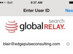 Global Relay - Search 1.1.5 Screenshot