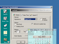 Global Time Synchronizer 2.1 Screenshot