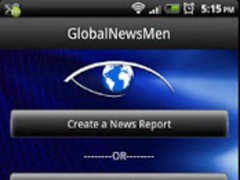 GlobalNewsMen 1.0 Screenshot
