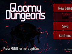 Gloomy Dungeons 3D: Hardcore 2017.30.03 Screenshot