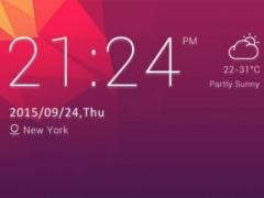 Glorious Theme - ZERO Launcher 1.0.10 Screenshot