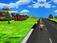 Glory Run : Tiny Gladiator Escape Free 1.01 Screenshot