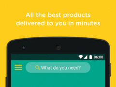 Glovo: delivery from any store 4.10.1 Screenshot