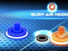 Glow Air Hockey 2 HD+ 1.0 Screenshot