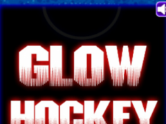 Glow Hockey - Real Striker 1.0 Screenshot