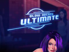 Glow Hockey Ultimate 3D 1.1 Screenshot