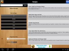 Gluten Diet Free 1.5 Screenshot
