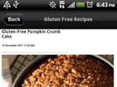 Gluten Free Recipes 3.0 Screenshot