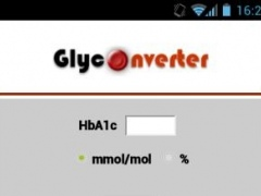 Glyconverter - HbA1c Converter 0.0.4 Screenshot