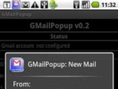 GMailPopup 3.0 Screenshot
